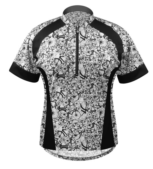 Aero Tech PLUS SIZE Women's Liddy Jersey - Bike Utopia Plus Size Cycling Jersey Questions & Answers