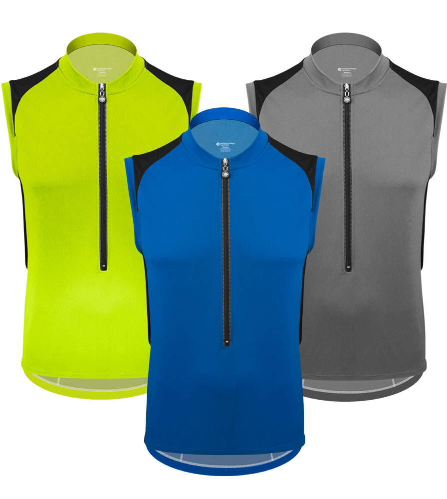 Could you offer more colors please in sleeveless?