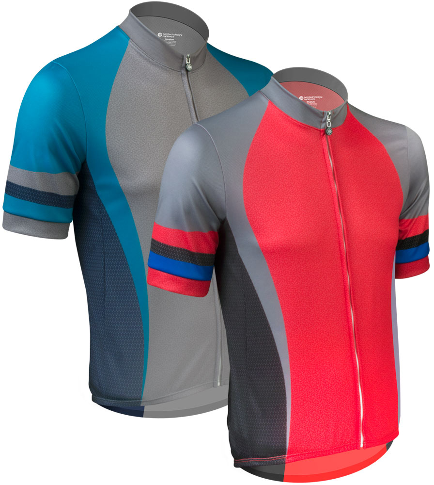 Aero Tech Sprint Jersey - Team Leader - Technical Cycling Jersey Questions & Answers