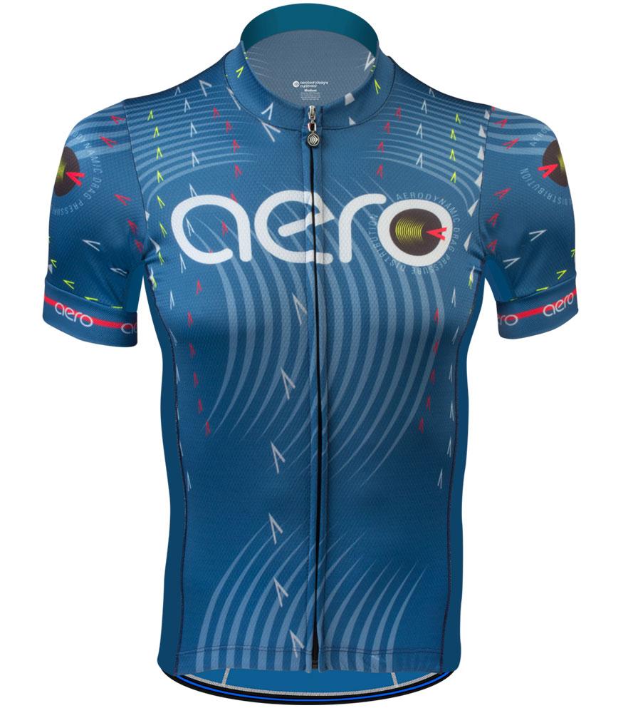 Aero Tech Men's Premiere Jersey - Aerodynamic - Performance Cycling Jersey Questions & Answers