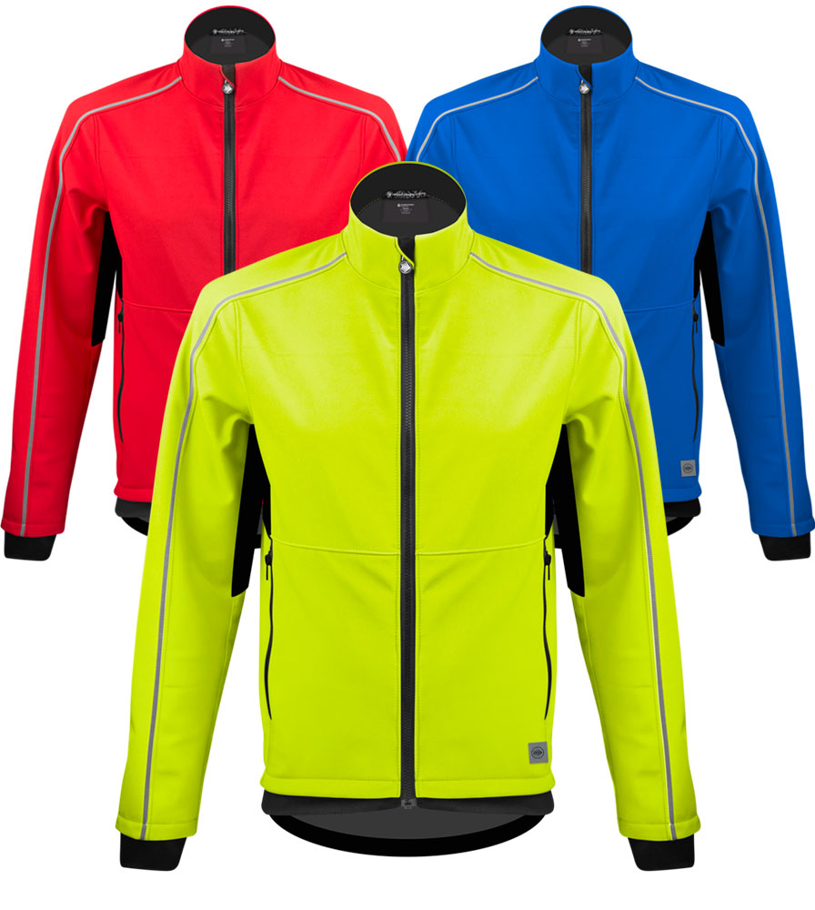 They list the chest sizes for the soft shell jacket but nothing for waist. Is the waist and chest the same?