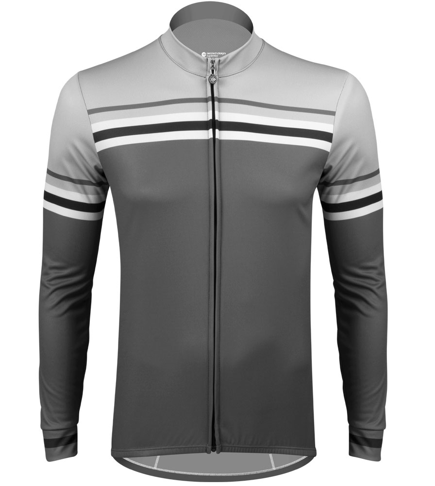 What temperature range is this jersey designed for?
