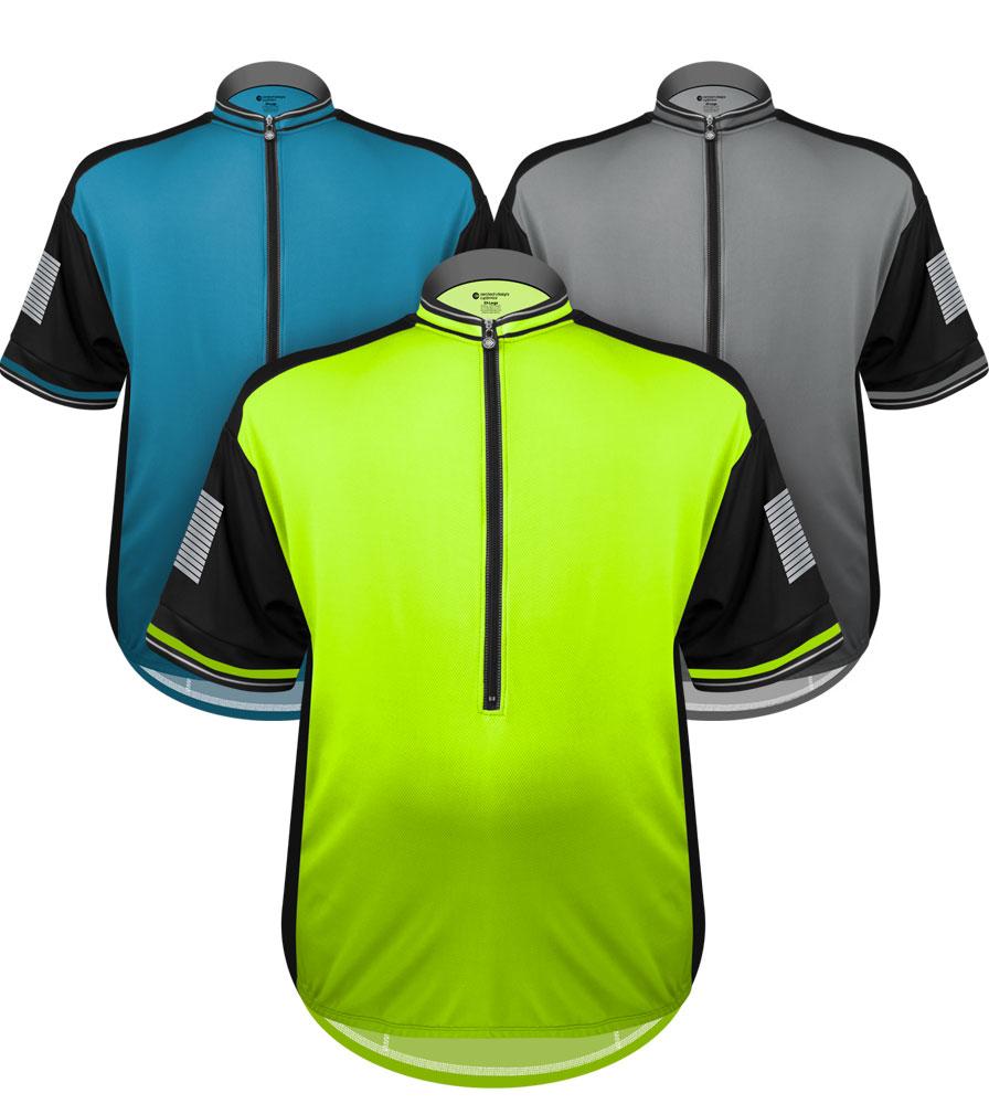Aero Tech BIG Men's Elite Colossal Cycling Jersey