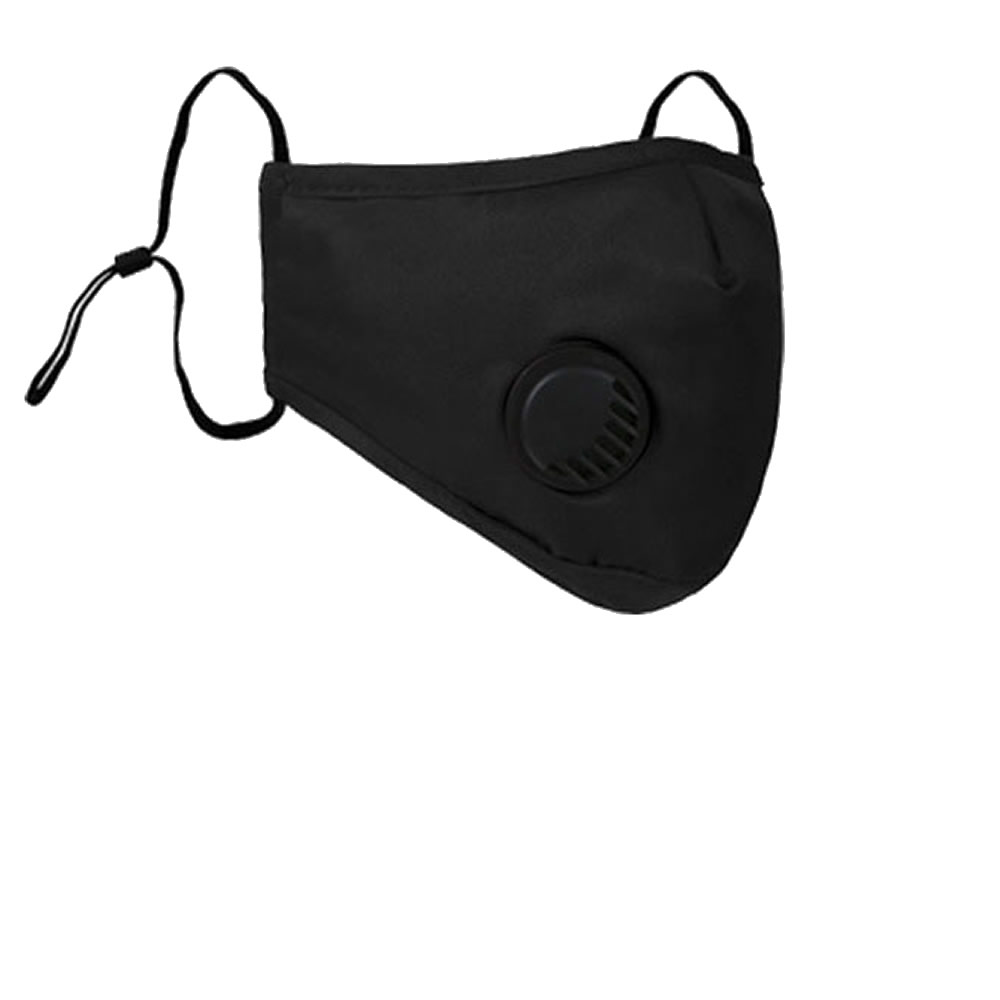 Reusable Face Mask - Washable w Adjustable Ears, 3 layers of Cotton