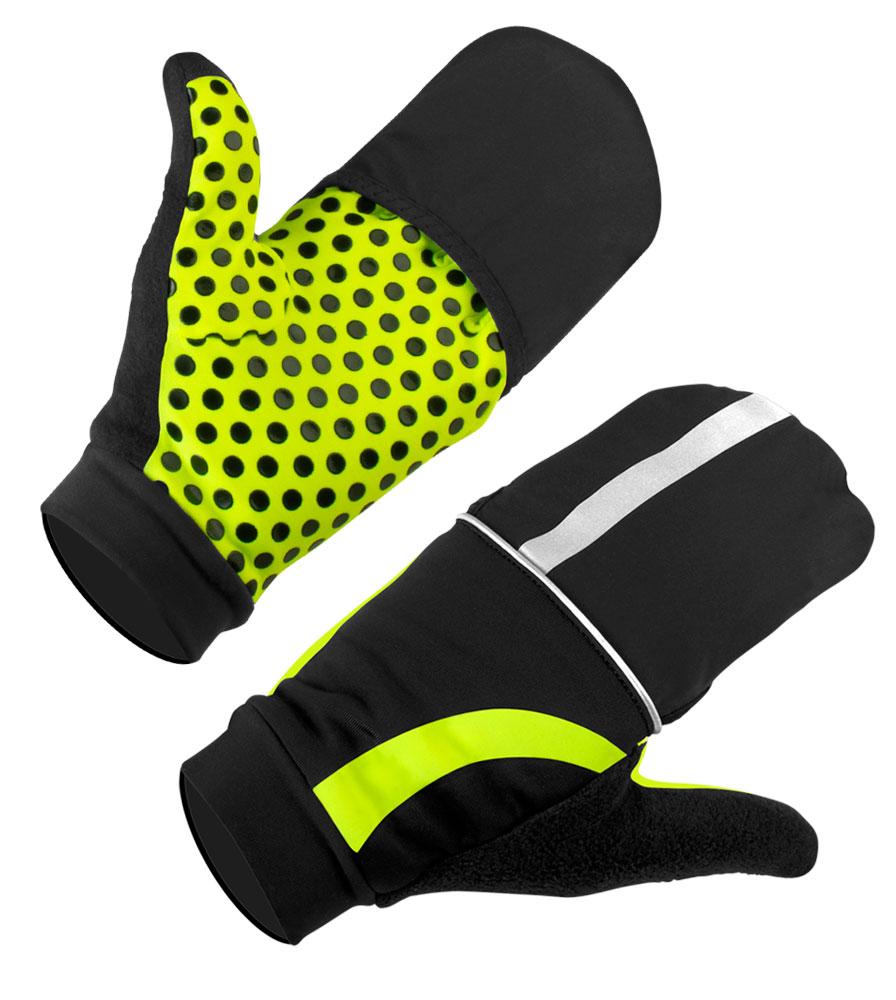 Aero Tech Dot Grip Lightweight Full Finger Glove and Mitten