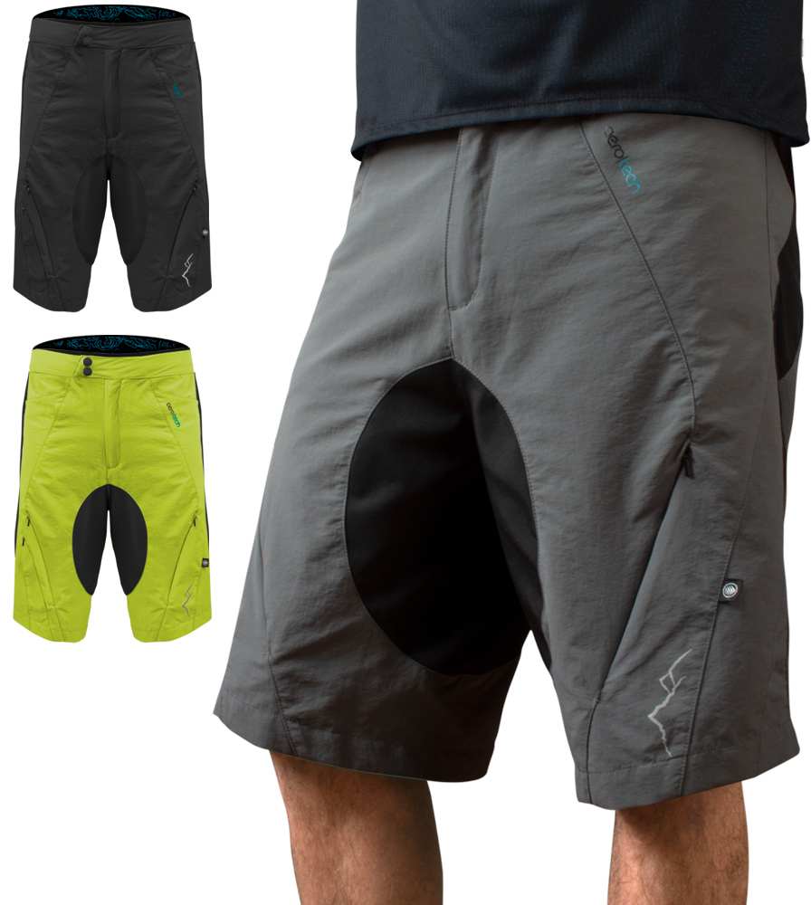Aero Tech Men's Elite MTB Shorts