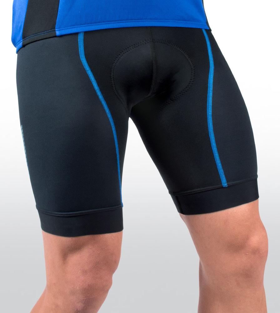 Aero Tech Men's Elite PADDED Cycling Shorts
