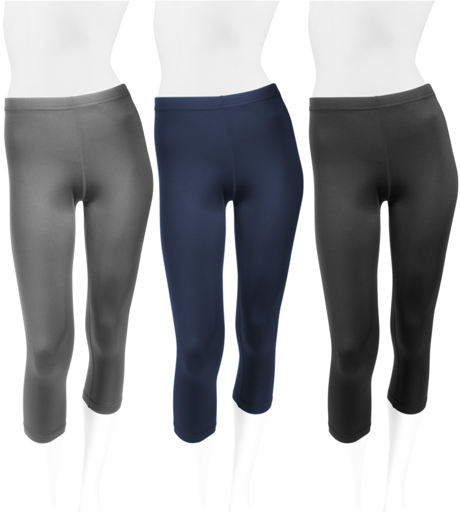 What are the seams like in the crotch area for these? I am looking for unpadded bottoms for cycling.