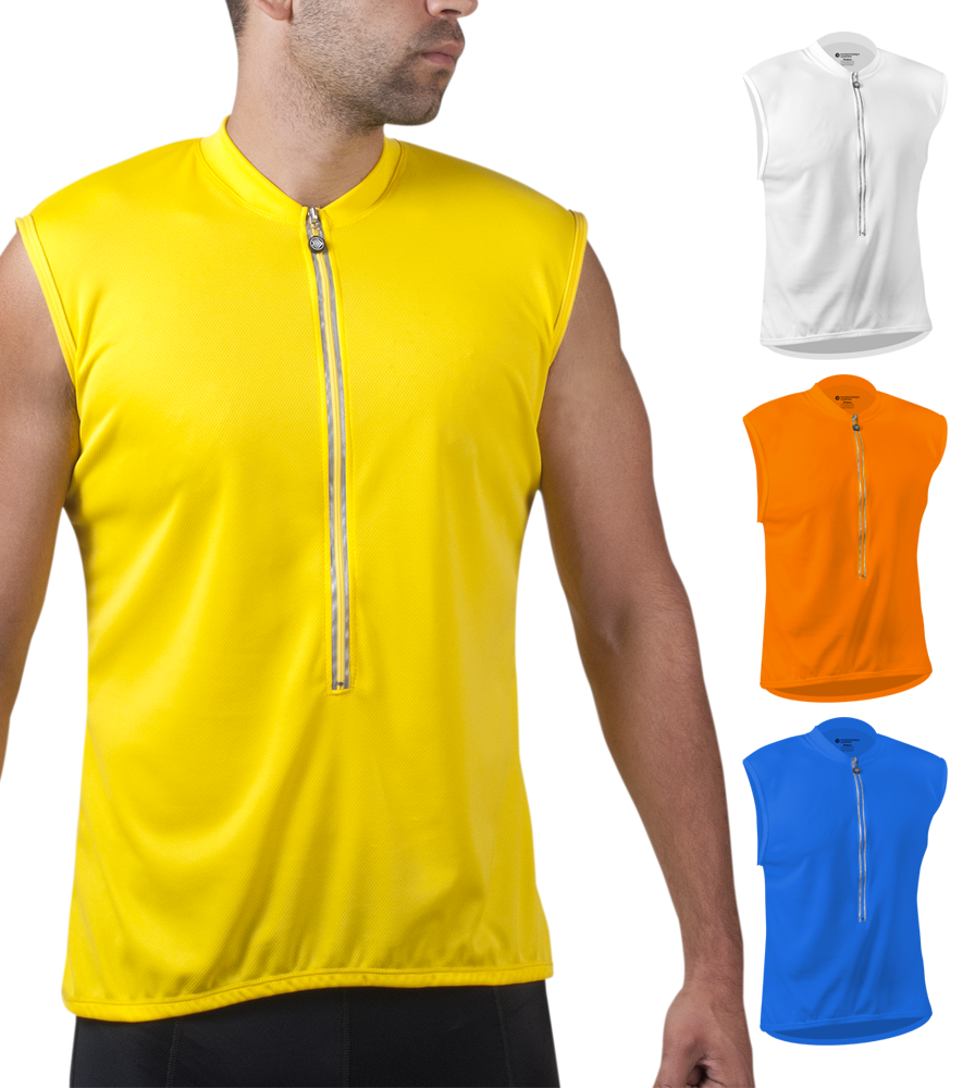 Just made an order yesterday, why no recognize my email...want to be notified of sleeveless jersey