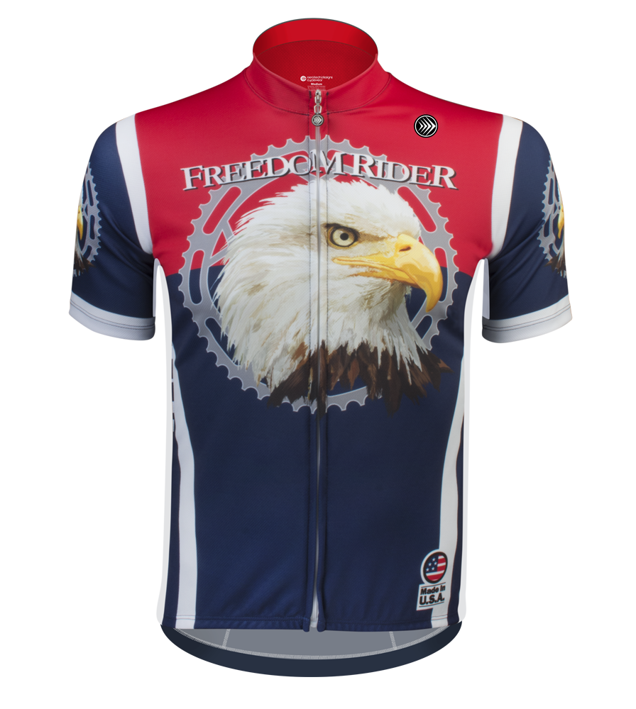 Hello, What is the Fit of these 4th of July jerseys? Race fit, snug, loose fit? Thanks.