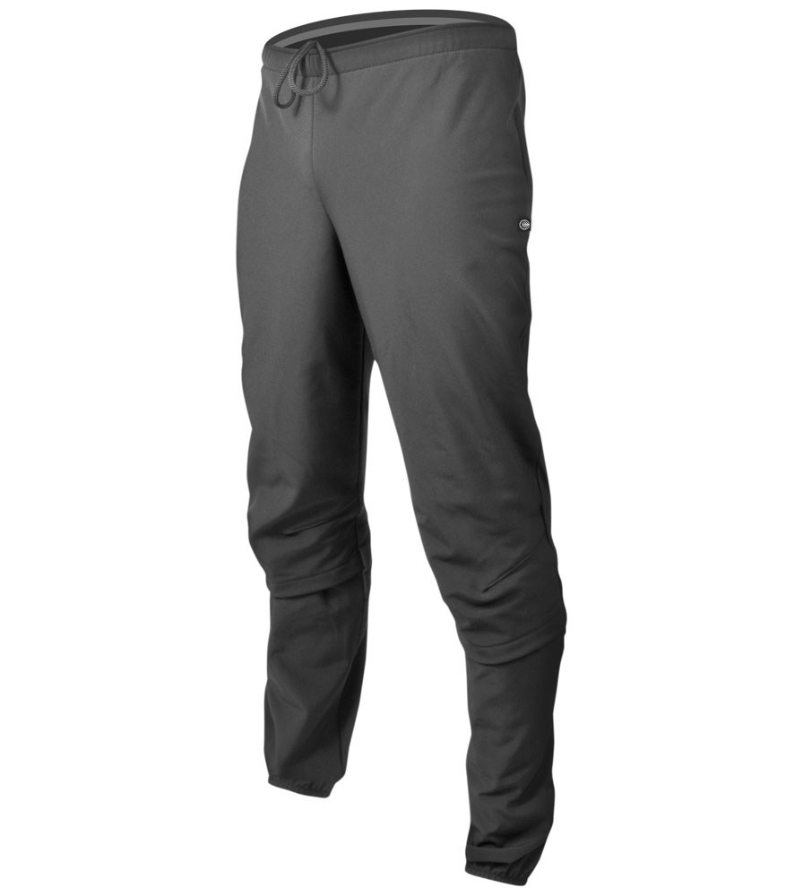 Aero Tech TALL Men's Thermal Windproof UNPADDED Pants - Made in USA