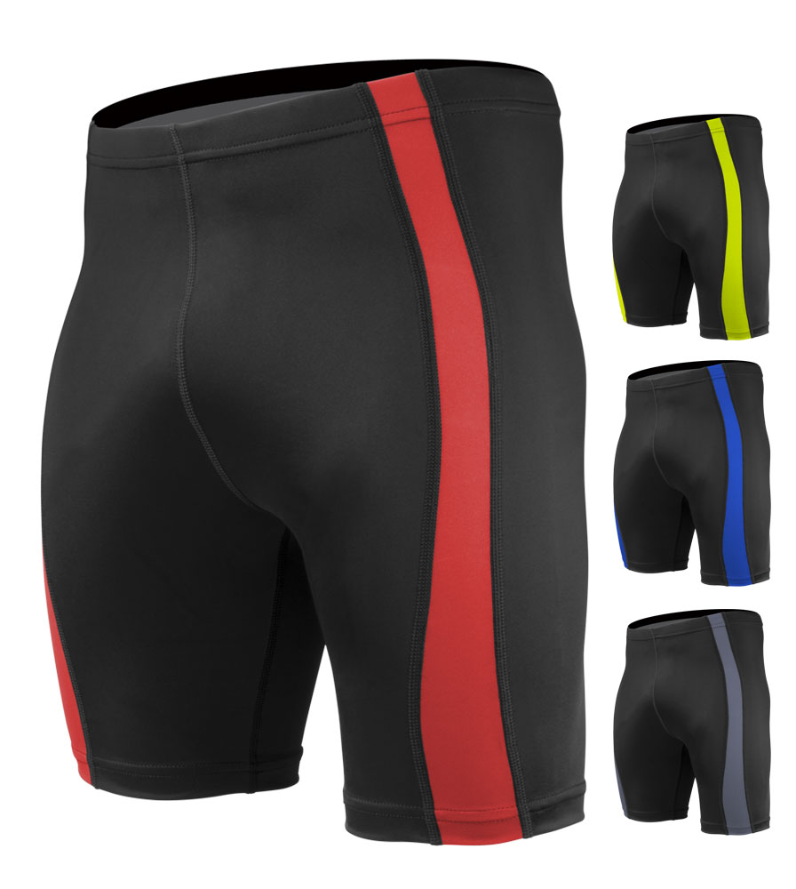 Aero Tech Men's Classic 2.0 Compression Workout Shorts UNPADDED - Made in USA
