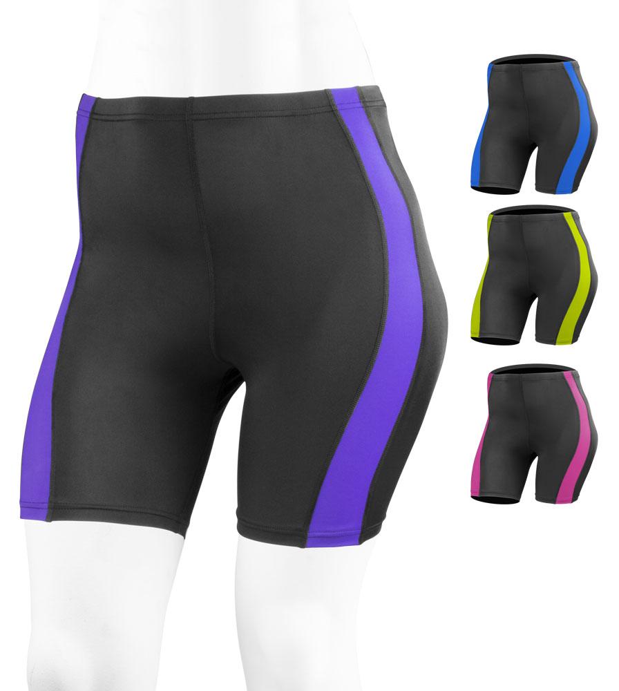 Aero Tech PLUS SIZE Women's Compression Fitness Shorts - Classic 2.0