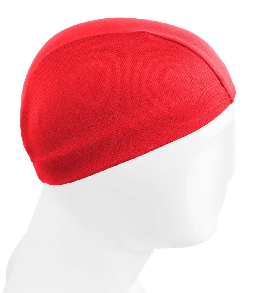 Is the skull cap made out of SPF material or not?