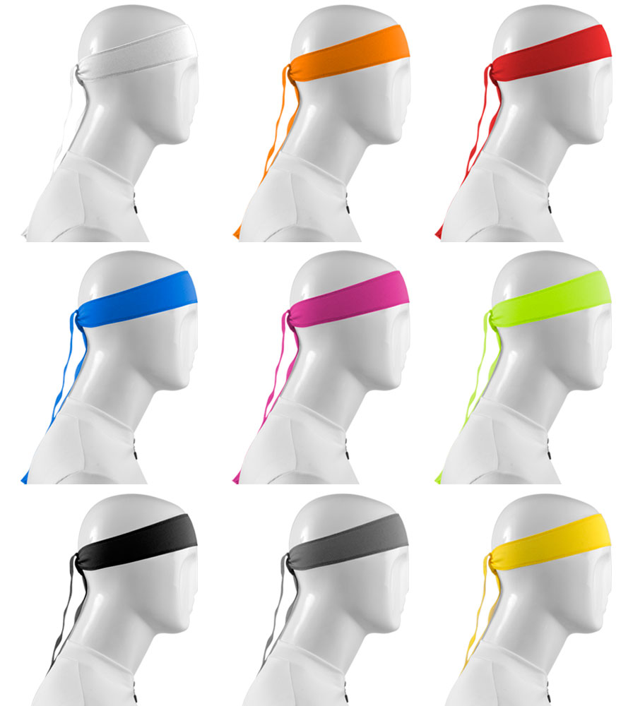 Could this sweatband be used to cover the nose and mouth for protection?