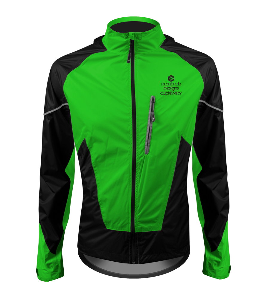 Aero Tech Waterproof Breathable Jacket - A Raincoat for Outdoor Activity
