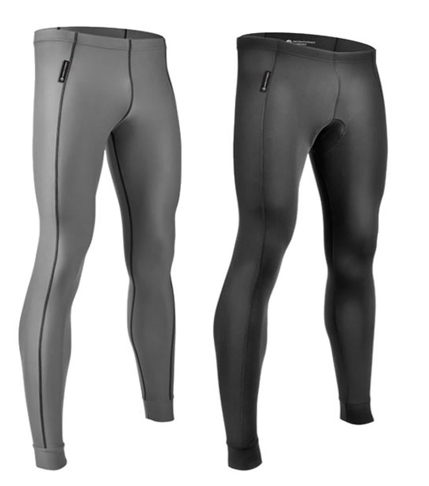 Aero Tech Men's Compression Pants - Spandex Base Layer UPF 50+