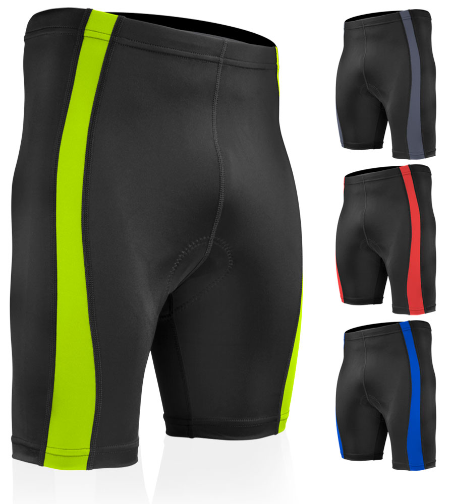 Aero Tech Men's Classic 2.0 PADDED Bike Short - Made in USA Questions & Answers