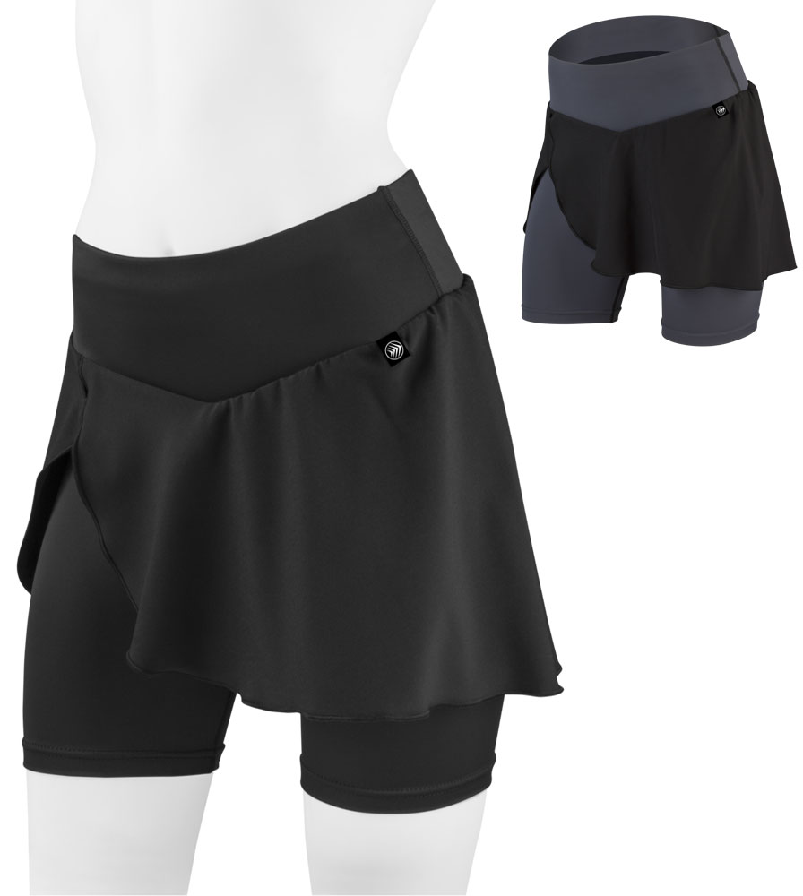 Aero Tech Women's Athletic Skort - UNPADDED