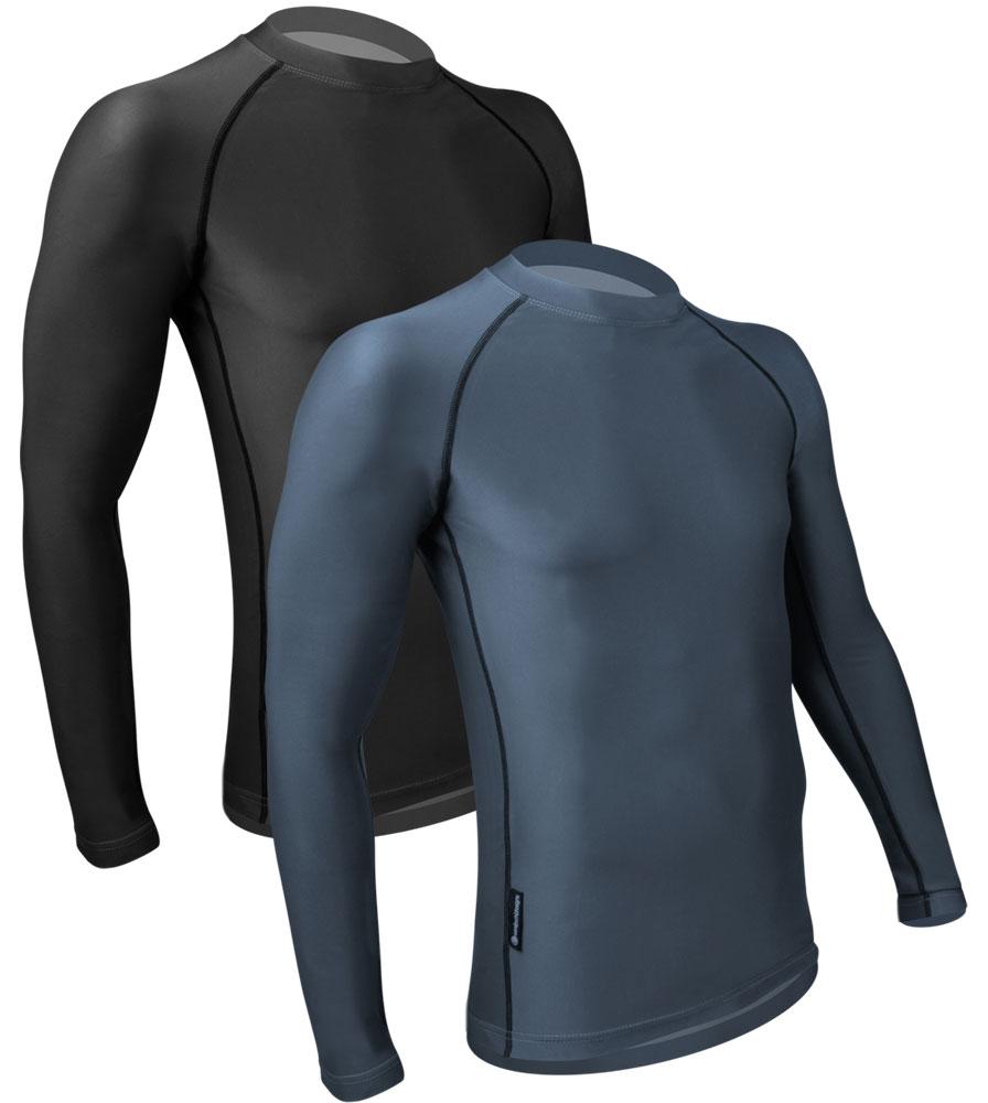 Aero Tech Compression Shirt - Long Sleeve Spandex