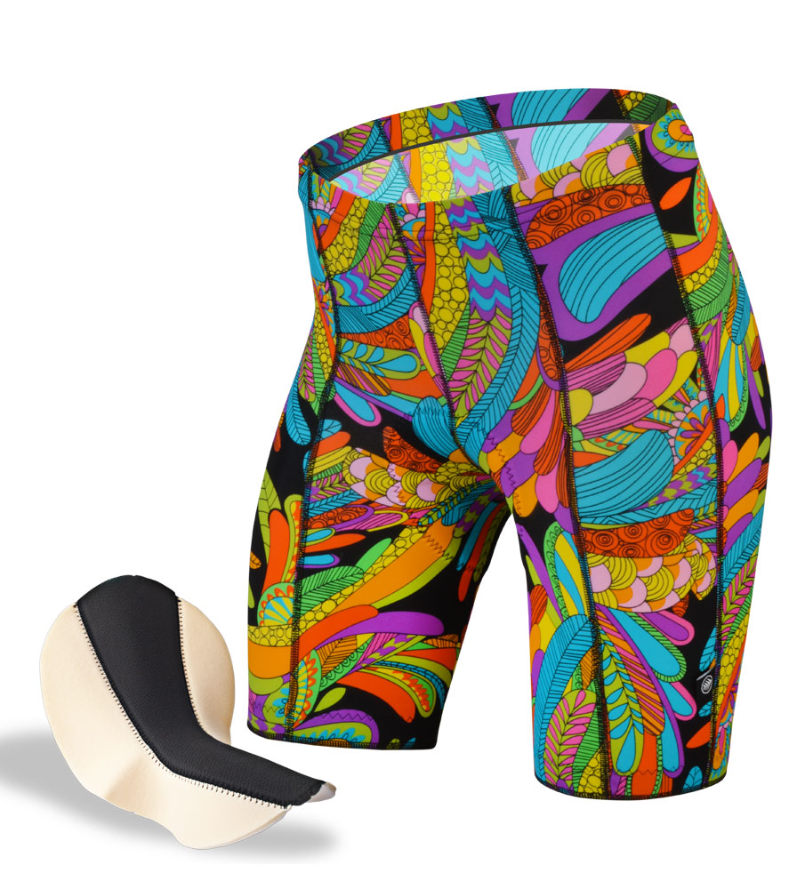 are you going to make the tropical print bike shorts again