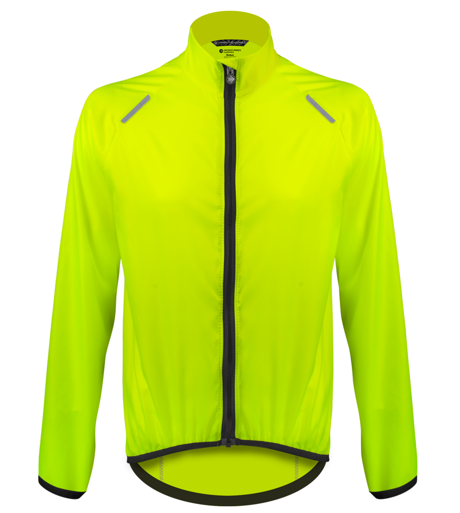 Tons of great info here, it's a windbreaker, but is it water proof or water resistant?