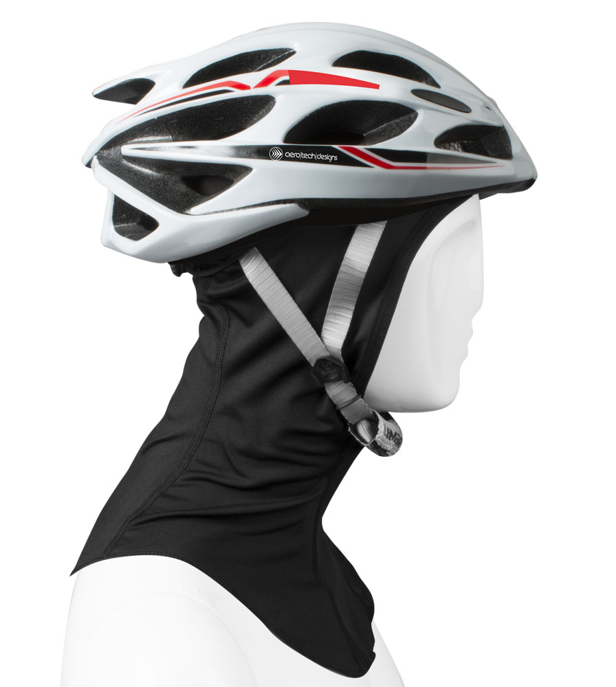 Is this hood OK for Arizona summer? Thin enough? Need sun protection, would like less wind noise. White is better.