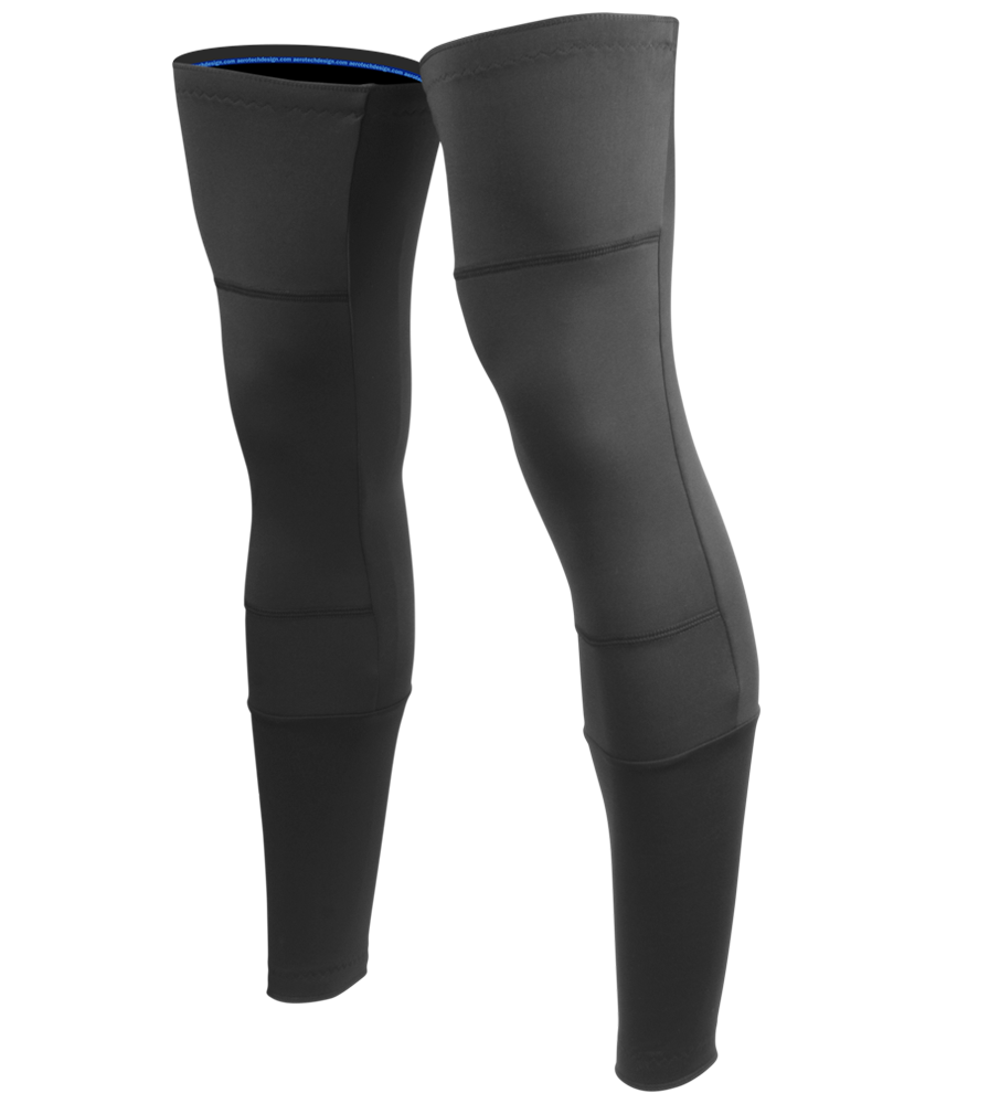 Aero Tech Cold Weather Leg Warmers - Stretch Fleece Double Layer Knee - Regular and Tall Sizing Questions & Answers