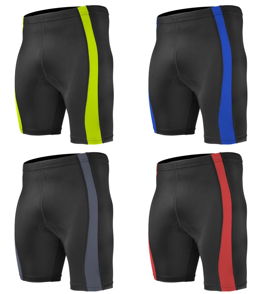 Aero Tech BIG Men's Classic 2.0 PADDED Bike Shorts - USA Made Questions & Answers