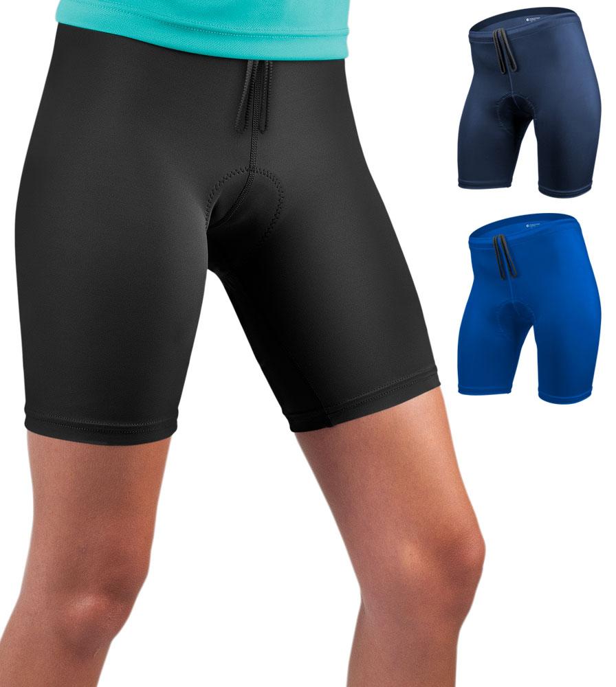 Aero Tech Women's USA Classic Triathlon Shorts - High Quality Tri Shorts