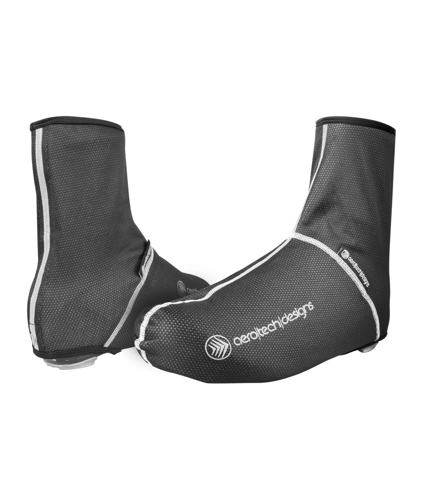 Aero Tech Mid Weight Windproof Cycling Shoe Cover Questions & Answers