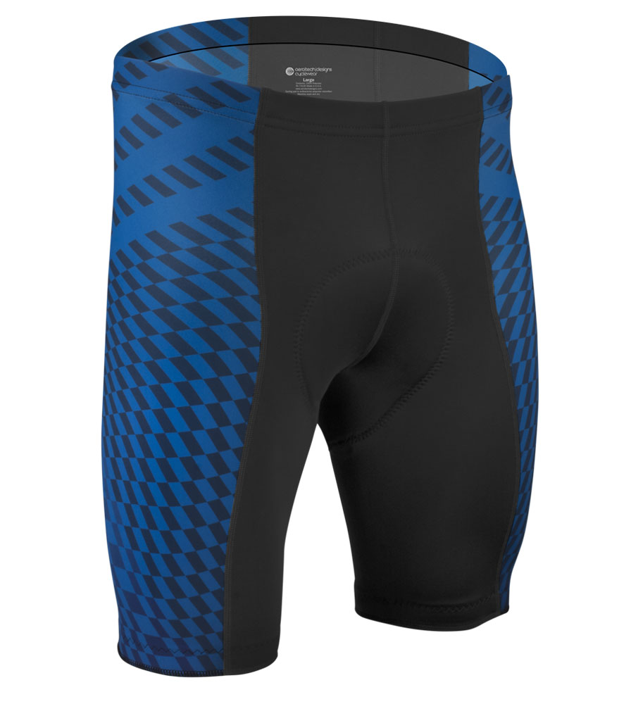 what is the difference between sizes XXL and 2XL? for bicycling shorts. The waist size is the same?