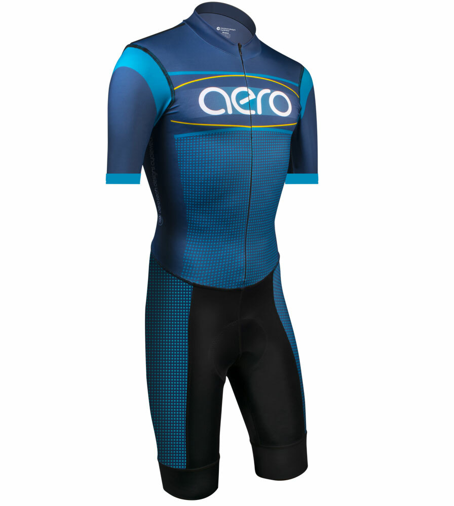 Aero Tech Designs Custom | Premiere Skin Suit | Short Sleeve