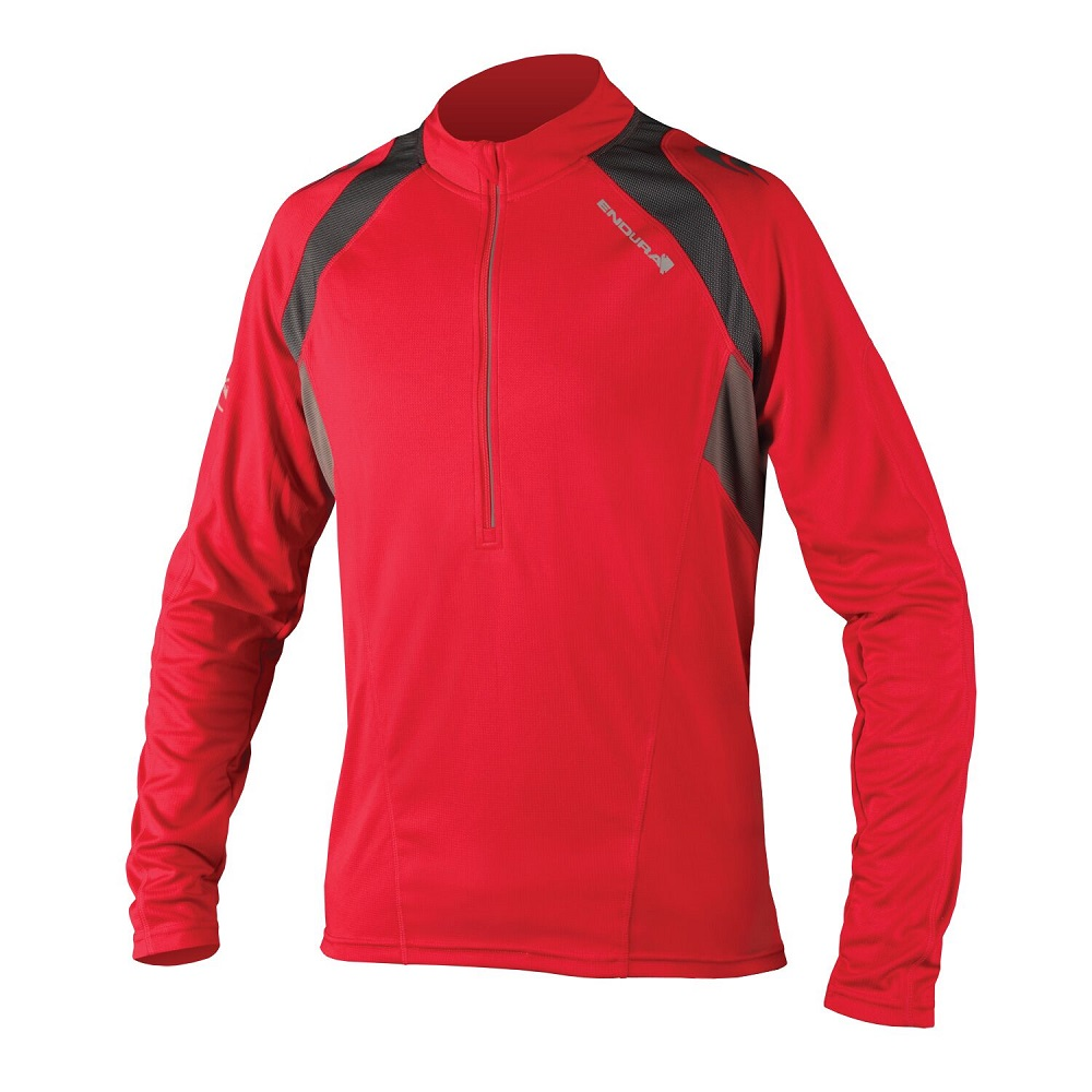 Looking for a long sleeve biking jersey that wicks and has 3 pockets in the back. I am a long term customer.