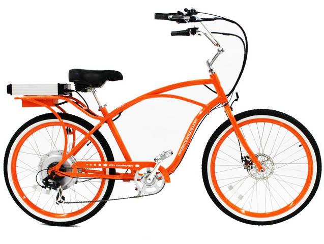 Pedego Electric Comfort Cruiser Step Thru Frame orange. Do you have a test pot to repair scratches?