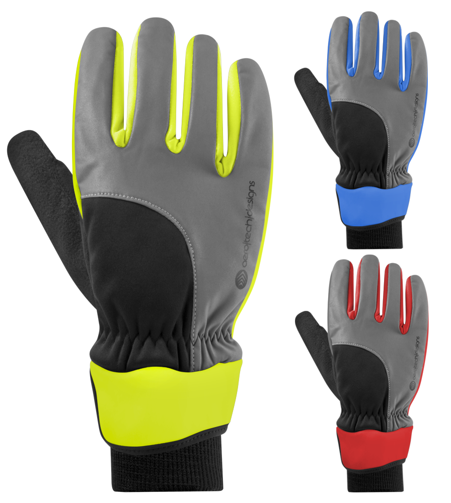 Are these gloves really waterproof when riding in a downpour all day?   Are they good for 20 degree temperatures?