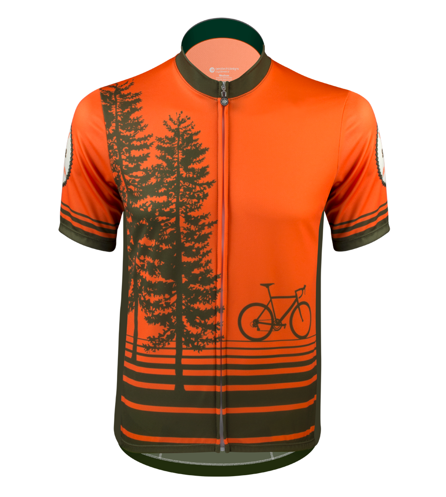 Aero Tech Sprint Jersey - Tree Adventures Cycling Jersey
