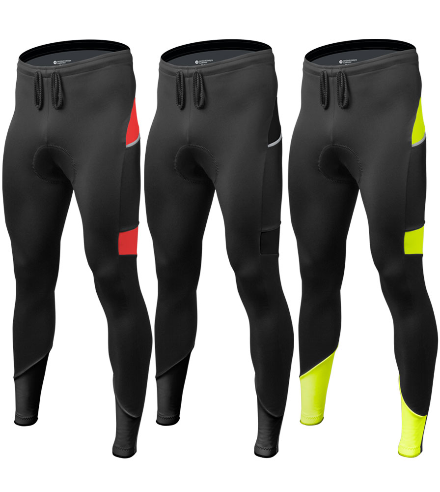 What's the length's for a size Small All Day Cycling Tights?