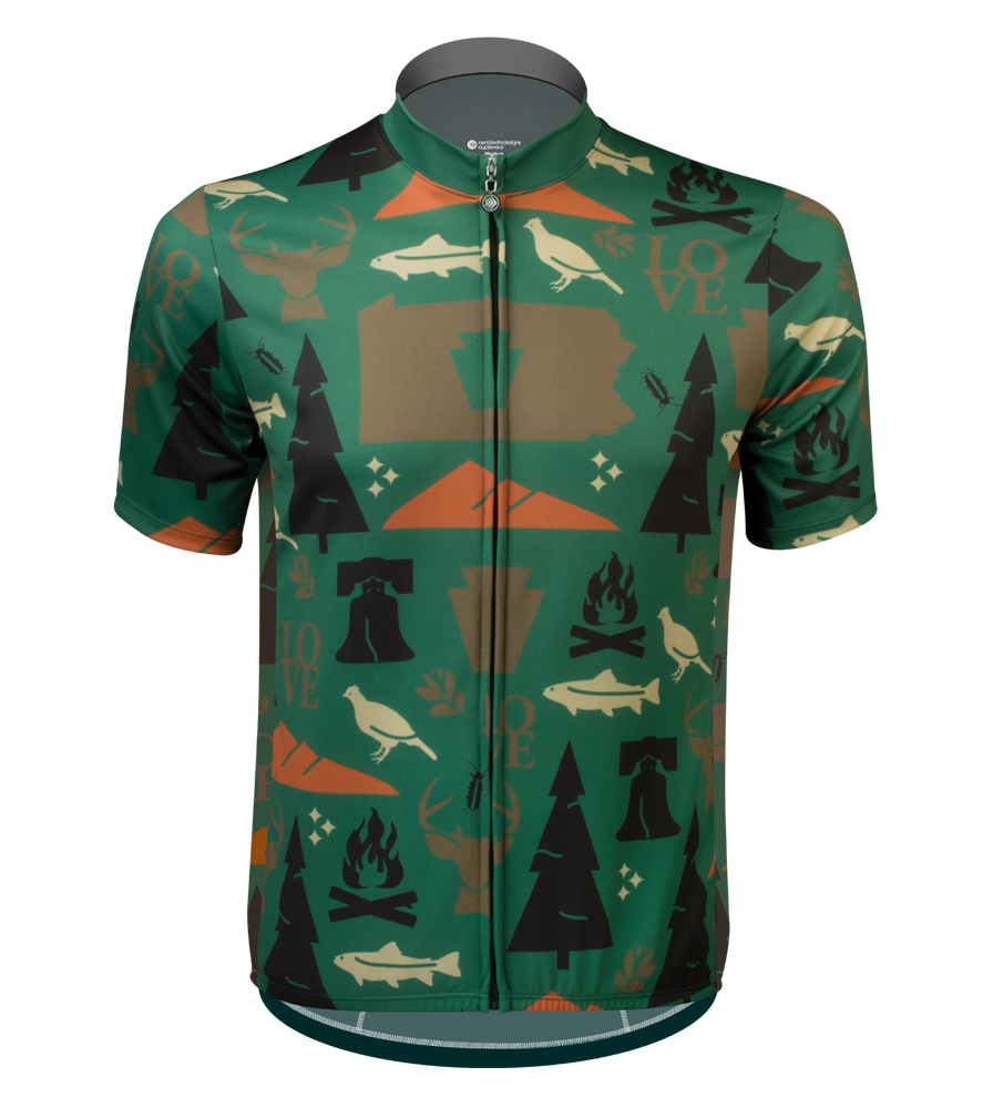 Curious on the fit of the crush the crusher jersey- Is it a more relaxed fit or more tailored?